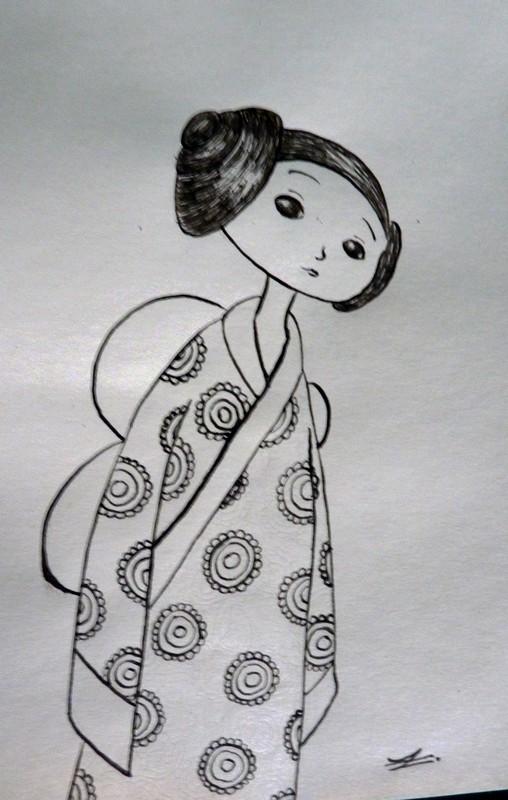 Galerie de Zlowa Geisha