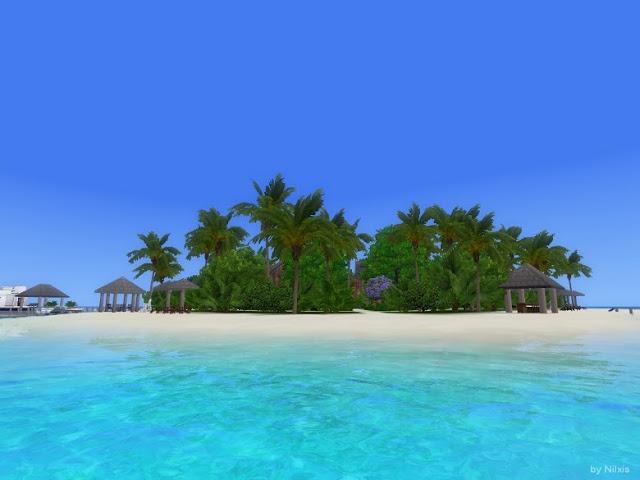 Suvadiva Resort - a paradise in the Maldives F