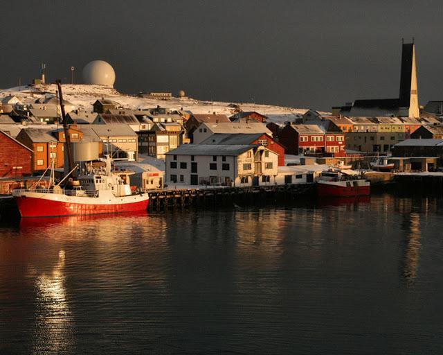 Cảnh Đẹp Đất Nước Na Uy Vard