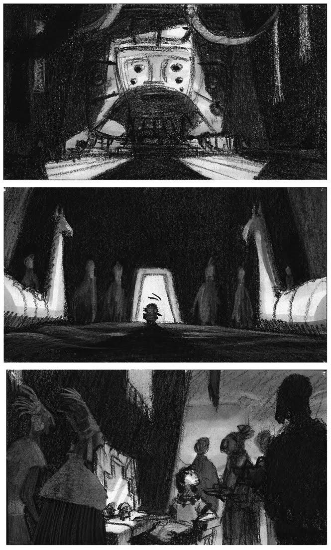 Kuzco, l'Empereur Mégalo [Walt Disney -2001] - Page 6 Kingdom004