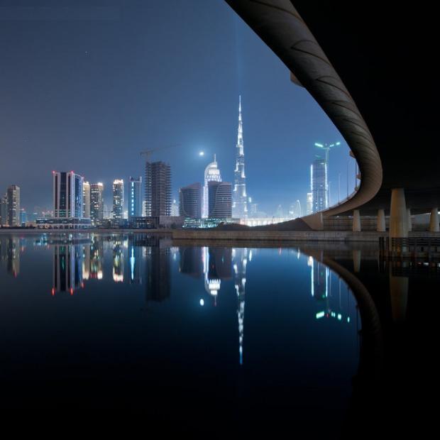 دبي ليلاً - صوراً غاية في الجمال Dubai-amazing-photos18