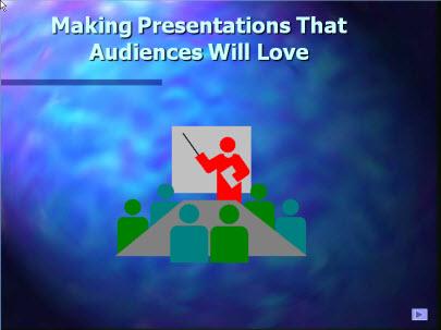 بعض الافكار  لتقديم  Presentaion فى اللغة الانجليزية Powerpoint-presentation