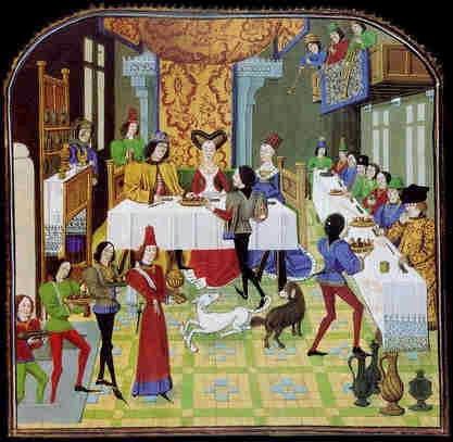 Chichibio cuoco e la gru Medioevo