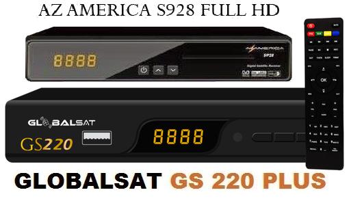 ATUALIZAÇÃO AZAMERICA S928 TRANSFORMADO EM GLOBALSAT GS 220 KEYS 30W E 61W 24.02/2015 Receptor_digital_globalsat_gs_220_hd_21273_550x550__19136_zoom%2BCLUBE%2BAZBOX