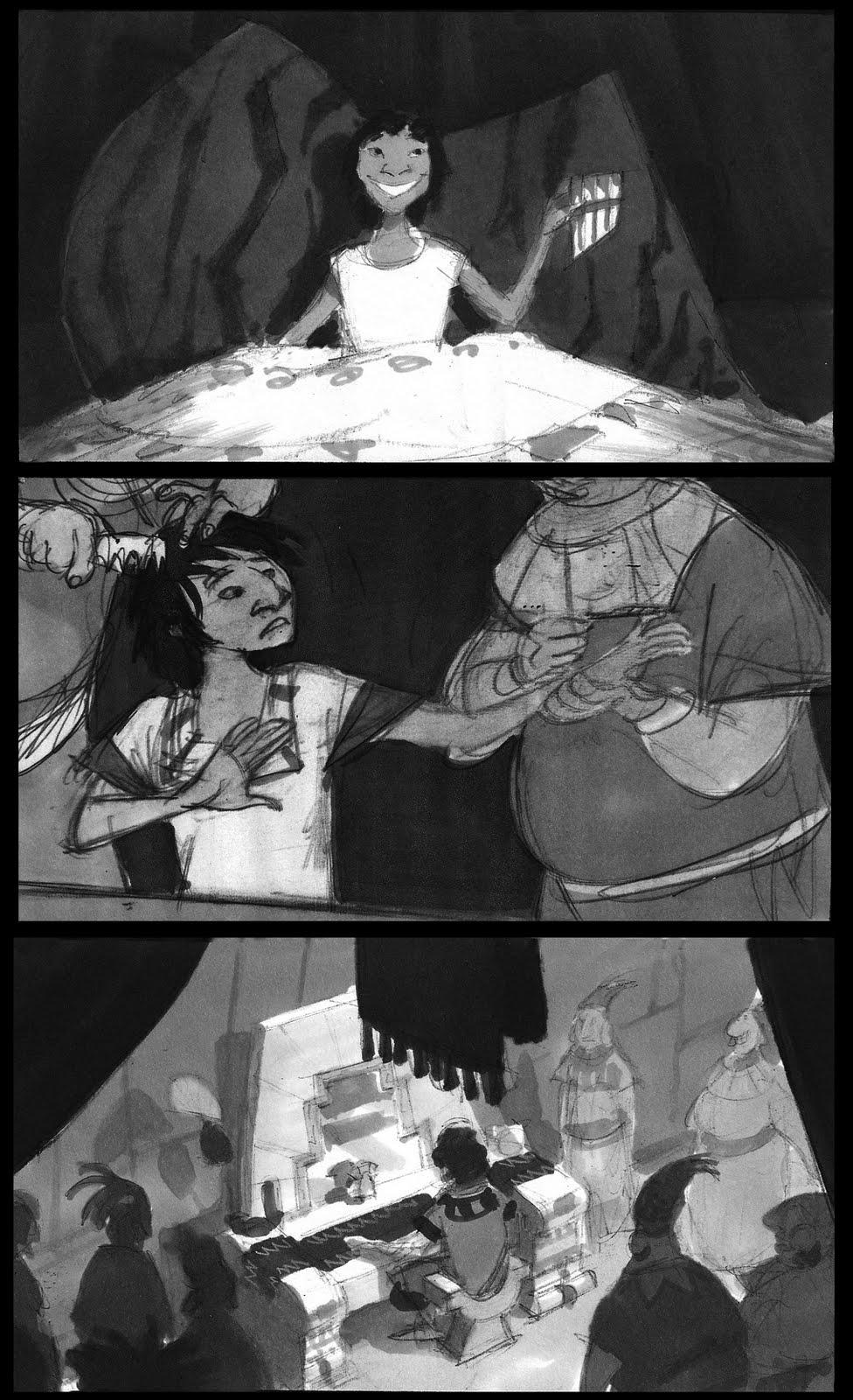 Kuzco, l'Empereur Mégalo [Walt Disney -2001] - Page 6 Kingdom006