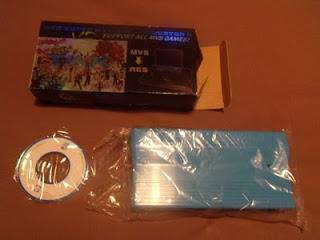 [AES] Review du Neo Super MVS-SNK Convertor II 2011 version  DSCF4283