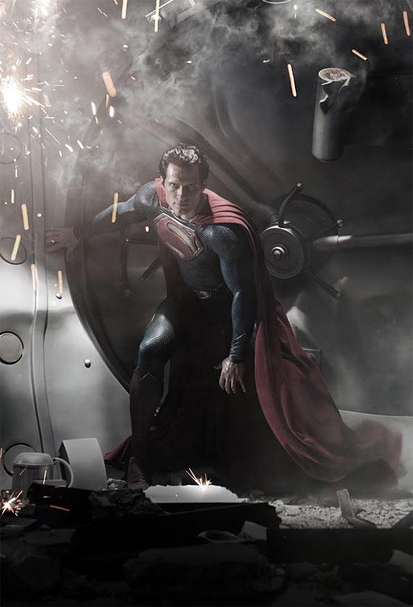 """FILM >> """"El Hombre de Acero (Man of Steel)"""" (Superman, 2013) 1"""