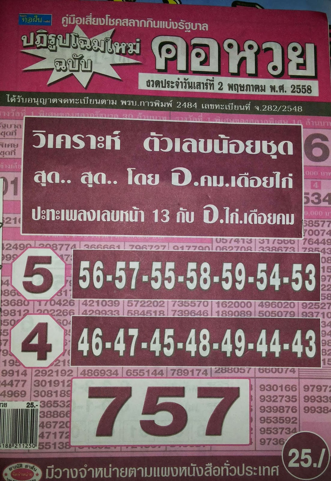 2.5.2015 All About Thai Lotto Tips - Page 7 20150420_200355