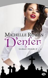 [Rowen, Michelle] Sarah Dearly - Tome 4: D'enfer D%2527enfer