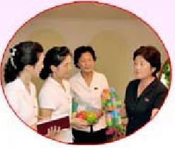 """""""La mujer en Corea del Norte"""" - publicado en el blog de Pyongyang a La Habana. Directora"""