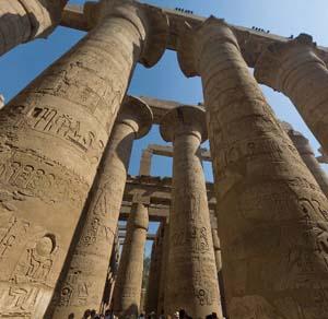 ¿Qué países os gustaría visitar? Karnak_egipto