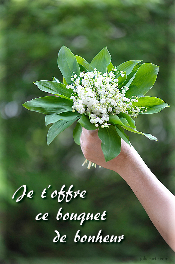 vacoas  Bouquet-de-bonheur