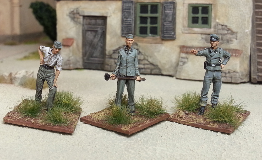 Deutsche Panzer Crew  14
