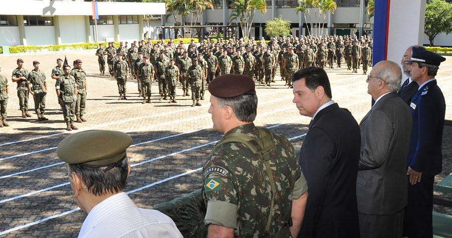 A Unificação do Brasil - A Primavera Baiana Gov-comemoracao-dia-do-Exercito