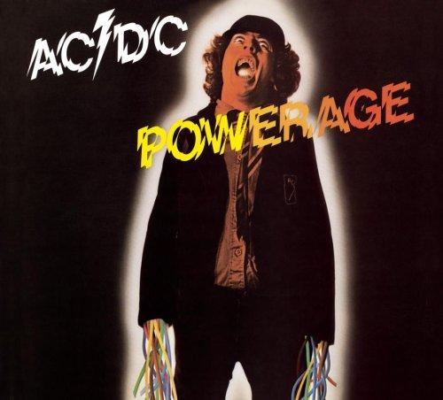 AC/DC Album-ACDC-Powerage