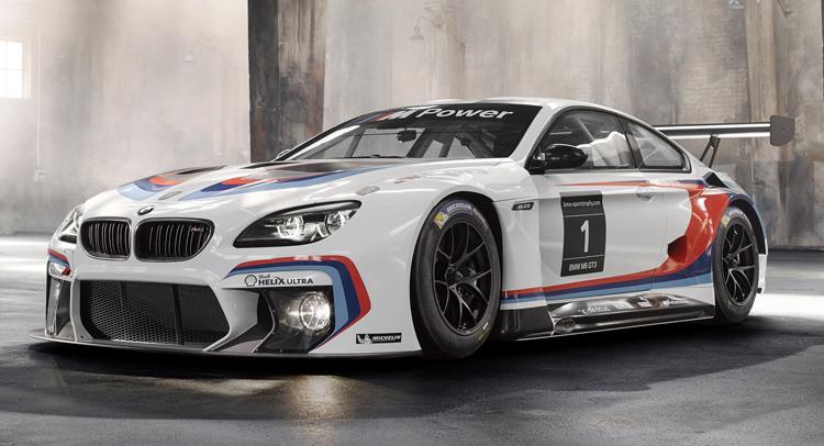 Les BMW de l'endurance BMW-M6-GT3-0