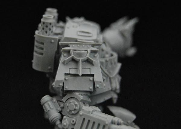 Warhammer 30k Sons of Horus  SOH_Contemptor_WIP_11