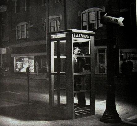 ΤΗΛΕΦΩΝΟ Phonebooth