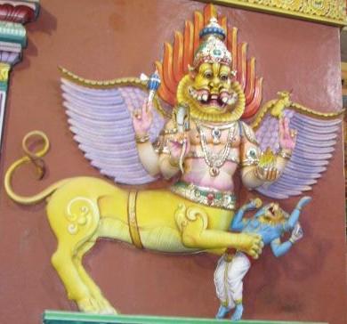 பில்லி சூனியம் ஏவல் செய்வினை  Sarabeshvara2
