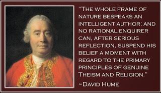Evolution is a Lie - Intelligent Design is the Truth! Hume-intelligent-design