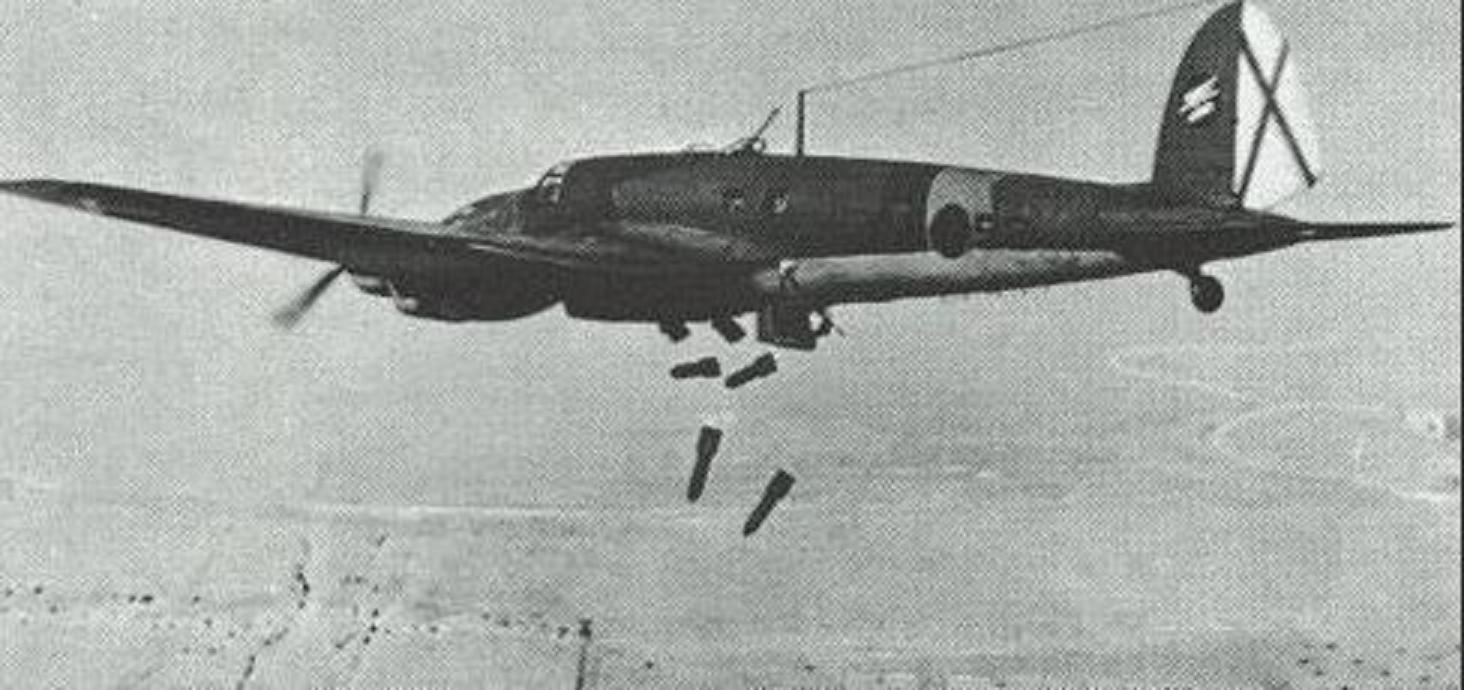 la légion condor et aviation italienne LC%2BHE-111%2B25-92%2BORIGINAL%2BTERRENO