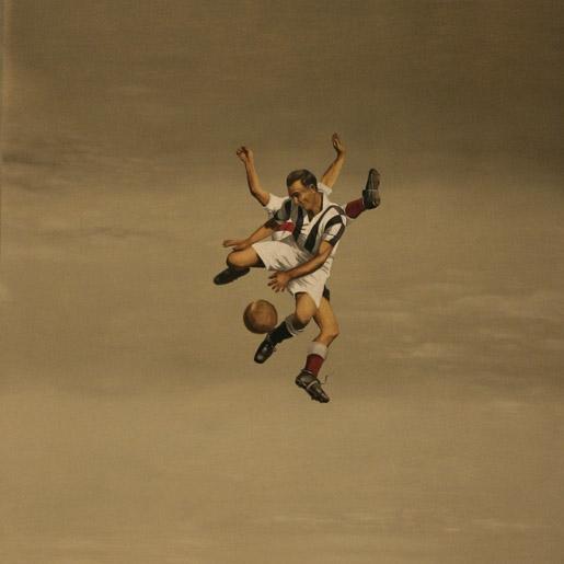 Motivos modernos (Pintura, Fotografía cosas así) - Página 6 Los_futbolistas