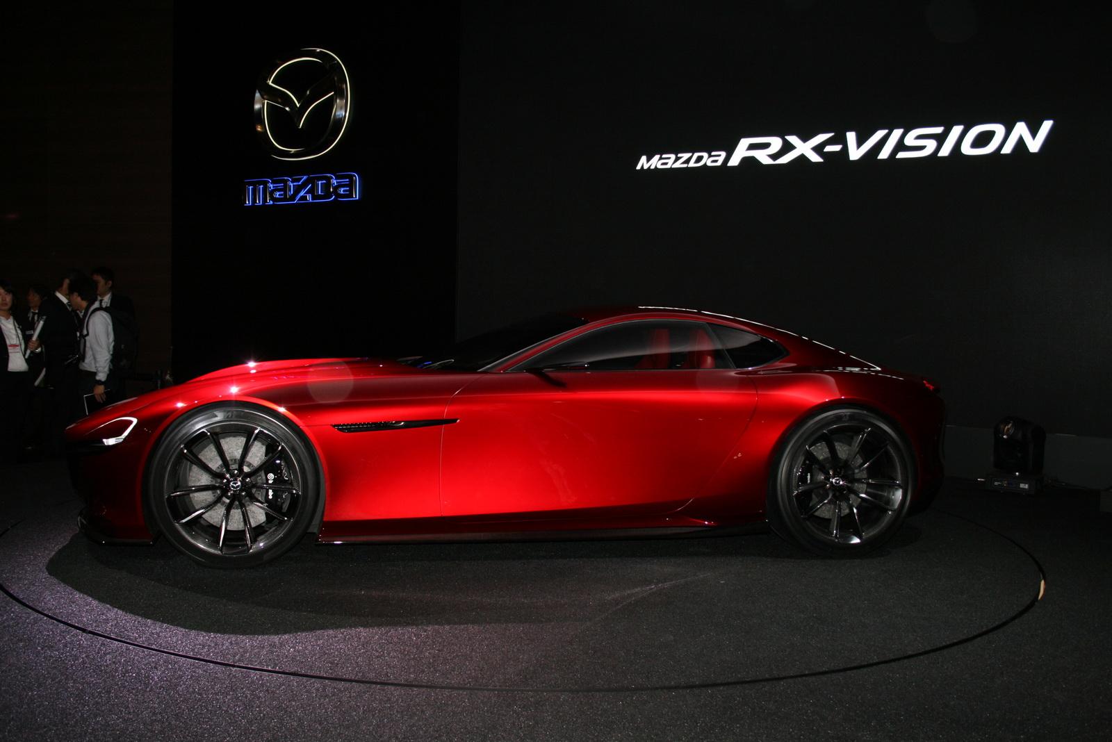 2015 - [Mazda] RX-Vision - Page 3 Mazda%2BRX-Vision-4
