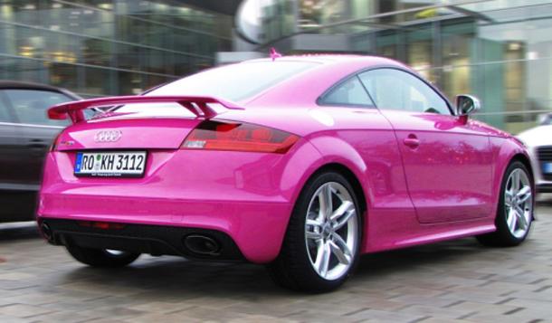 Concours phoTo Pompe Pidup : A vous de voTer ...  Pink-Audi-TT-RS