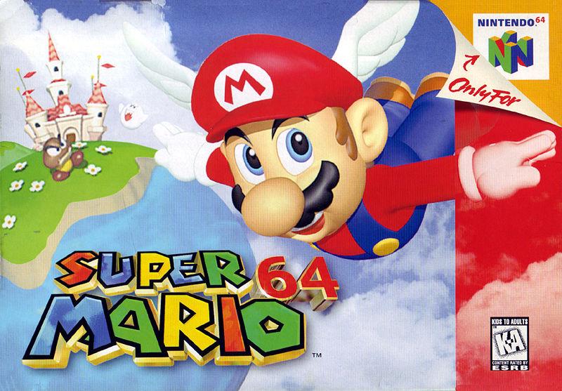 Mario 64 - Super mario FX- 800px-super_mario_64_box_cover