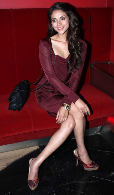 Aditi Rao Hyderi at Murder 3 Movie Special Screening Murder-3-Movie-Special-Screening-22