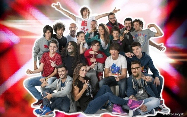 X Factor 7: I PROVINI, il BOOTCAMP e l'HOME VISIT. - Pagina 30 Xfactor-2013-concorrenti-620x388