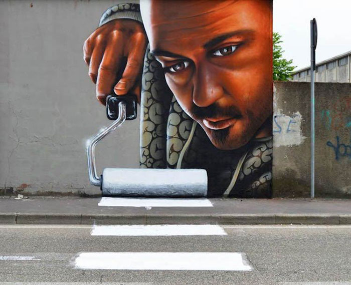 Arte callejero.  - Página 3 Arte-interactivo-calles-italia1