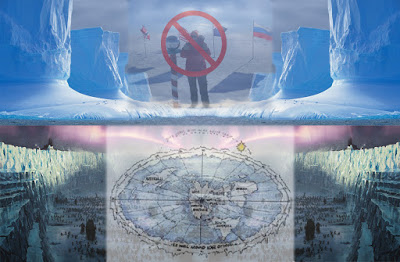 The South Pole Does Not Exist! No-south-pole