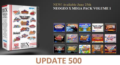 Update 500 : l'officiel et le non-officiel Update500