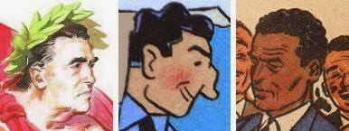 Caricatures et portraits de Jacques Martin Malagutti--Stan--Redding