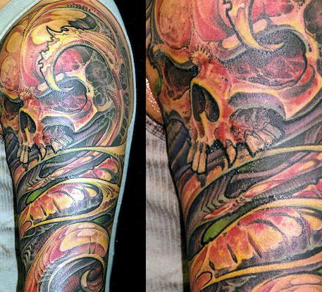 Tattoo the Earth:::the Tattoo Thread Aaron-cain4