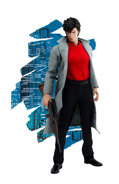 Hot Toys City Hunter: Ryo Saeba  Saeba10