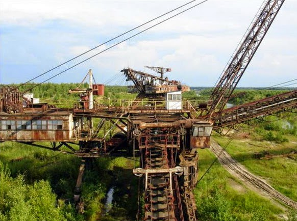7 megaestructuras del antigua URSS abandonadas Lopatinsky