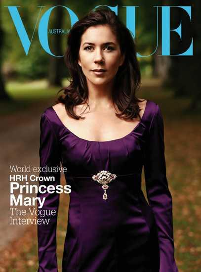 Kronprinsesse Mary of Denmark Mary_vogue_gallery__407x550