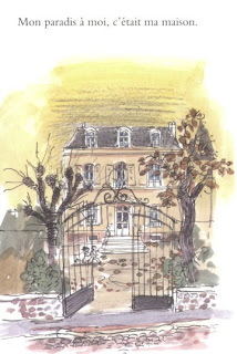 Je cherche les clés du paradis de Florence Hirsch Maison