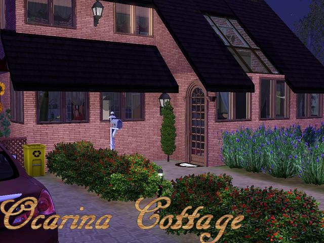 [Créations diverses] Bazar d'Inata - Page 2 Ocarina_nuit