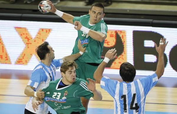 Gira argentina por Hungría: GOLEADORES Arg-hun-final