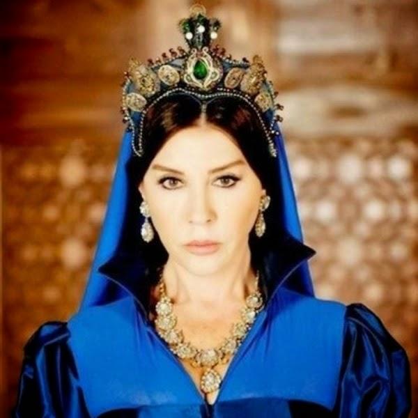 Personajes de Suleiman el gran sultán Valide%2BSult%C3%A1n