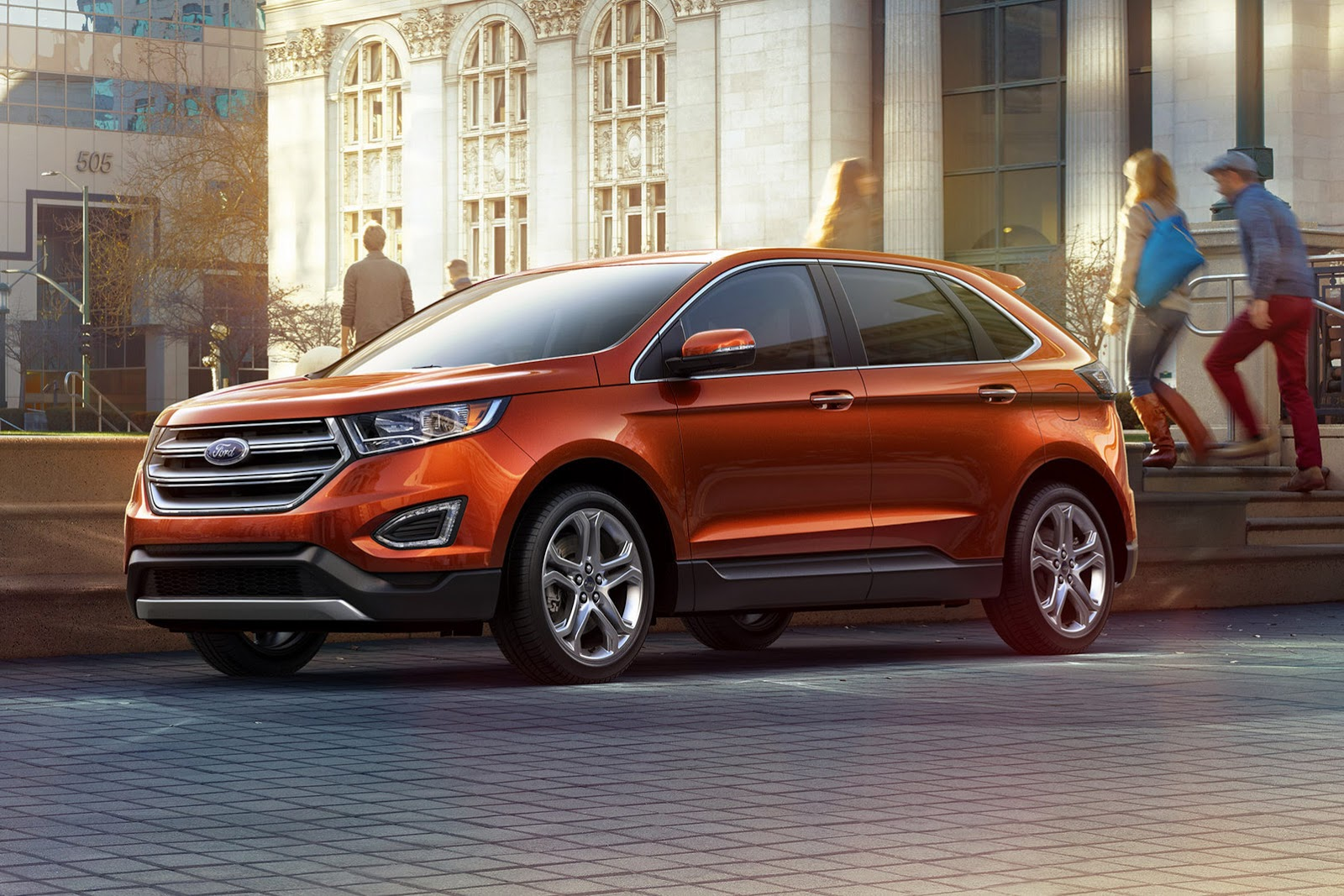 2015 - [Ford] Edge II - Page 2 2015-Ford-Edge-19