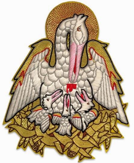 La Orden de los Caballeros Bienhechores de la Ciudad Santa y su función mística Pelicano%2BRER