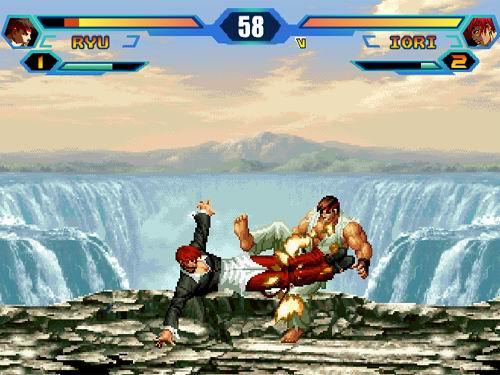 تحميل افضل العاب خفيفة للكمبيوتر 2013 (اكثر من 50 لعبة) King-of-fighters