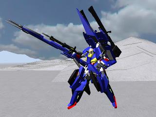 MSZ-008 Z II Shot130