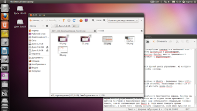 Обзор Ubuntu 11.04 Natty Narwhal 06