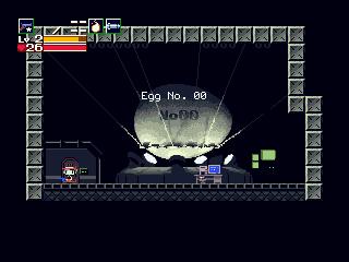 NXEngine / Cave Story pour DC Nxdcshot2