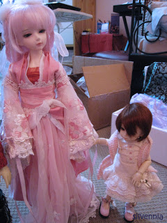 The Arrival of Lady Himeko (Only-Doll Fenying) A7